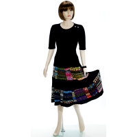 Patchwork Skirt & Top