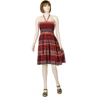 Shortline Casual Dress