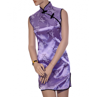 Oriental Cheongsam Dress (short)