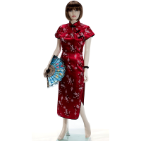 Oriental Cheongsam Dress (long)