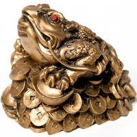 Lucky Wealth Toad