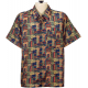 Gentlemans Abstract Shirt