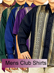mens club and casual shirts