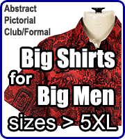 big shirts for big men