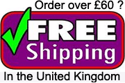 Free Shipping in United Kingdom